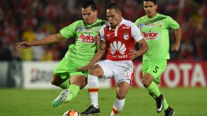 Santa Fe - Tachira Copa Libertadores