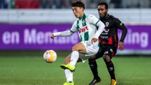 Ritsu Doan FC Groningen Eredivisie 11022018