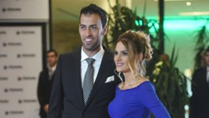 Sergio Busquets Messi wedding