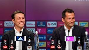 Niko Kovac Hasan Salihamidzic Bayern Munchen