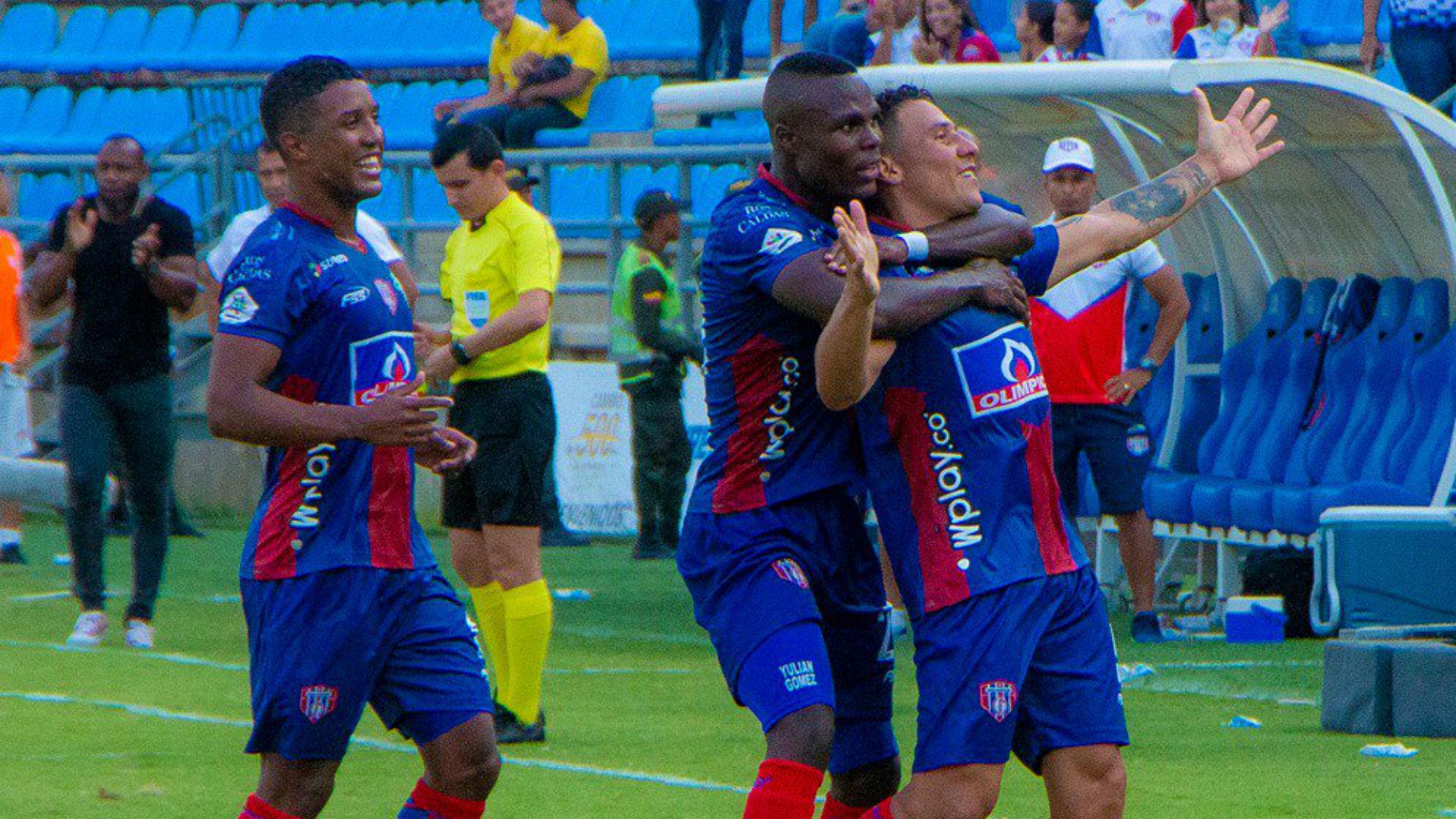Unión Magdalena gol 2019-I
