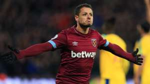 Javier Hernandez West Ham United