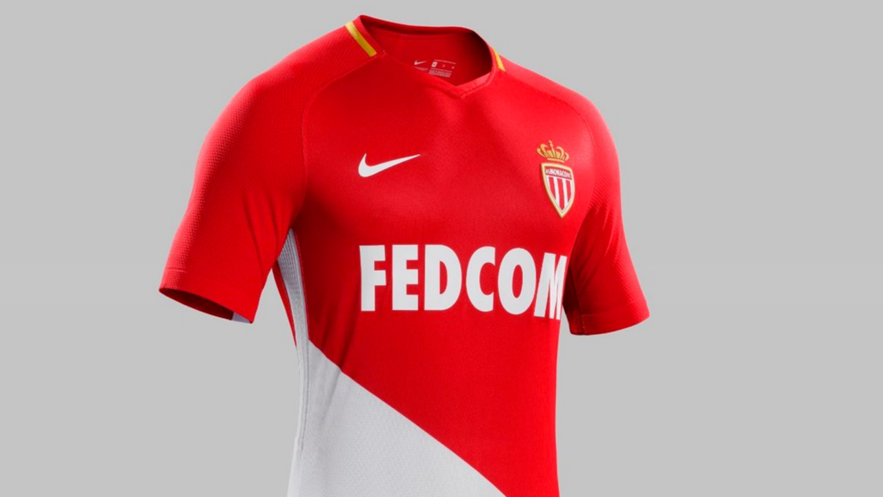 Maillot Domicile AS Monaco online