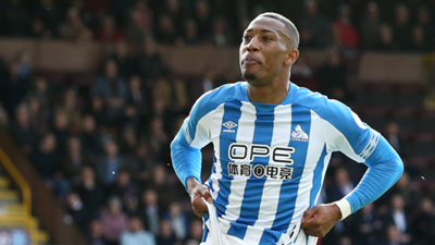 Rajiv van La Parra Huddersfield Premier League 2018-19
