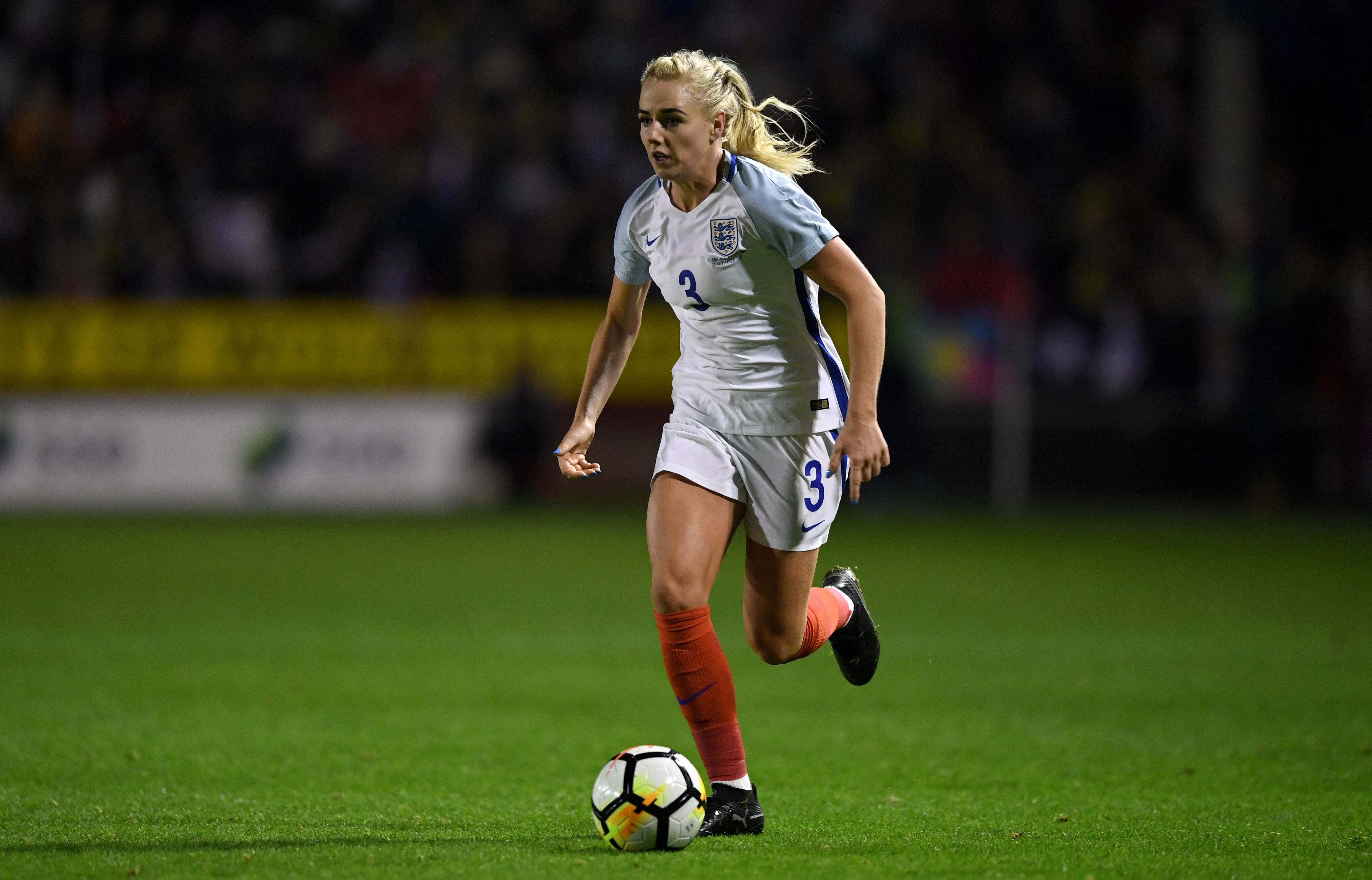 Alex Greenwood Manchester United and England