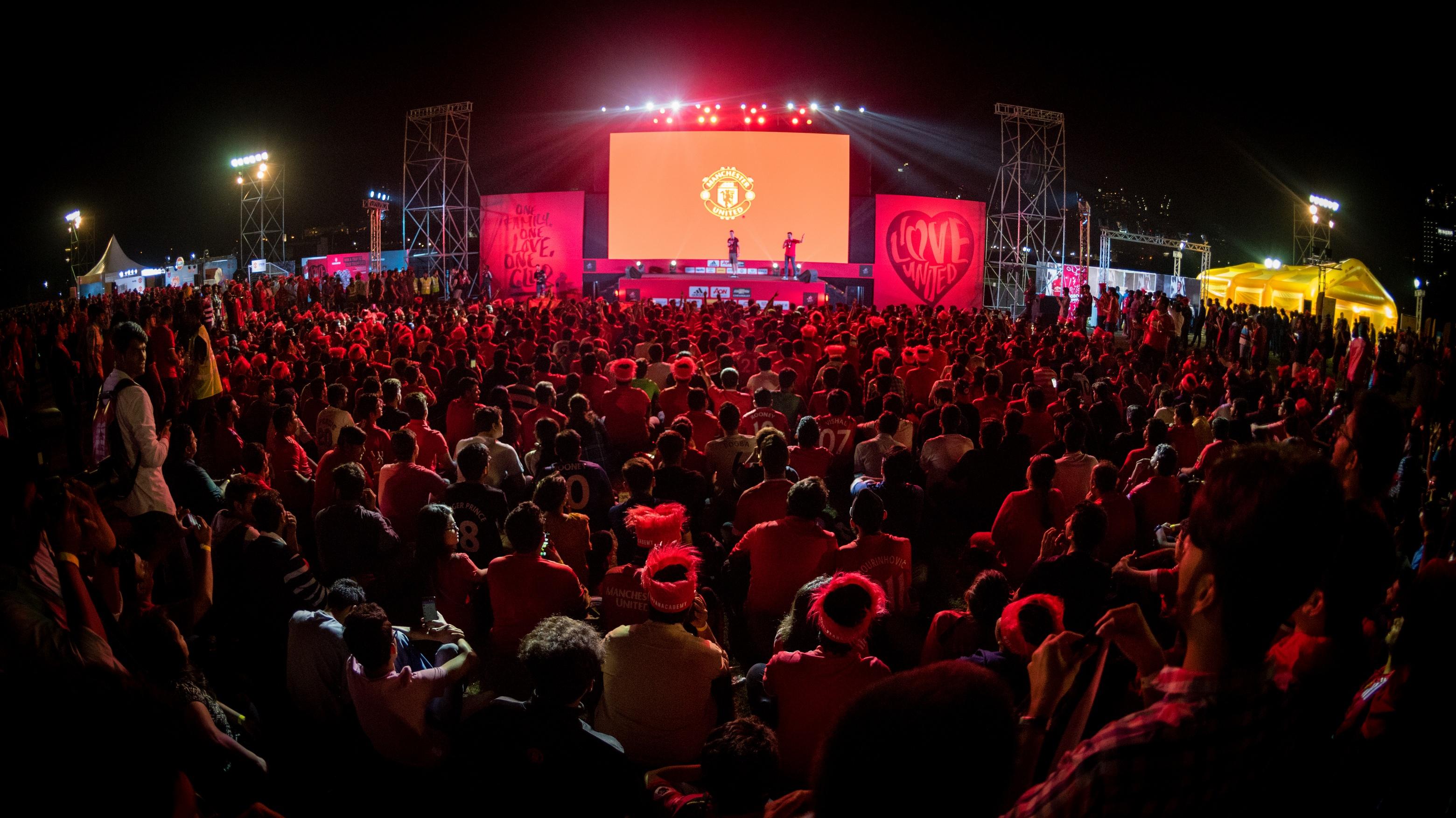 Manchester United, ILoveUnitedTour, Malaysia