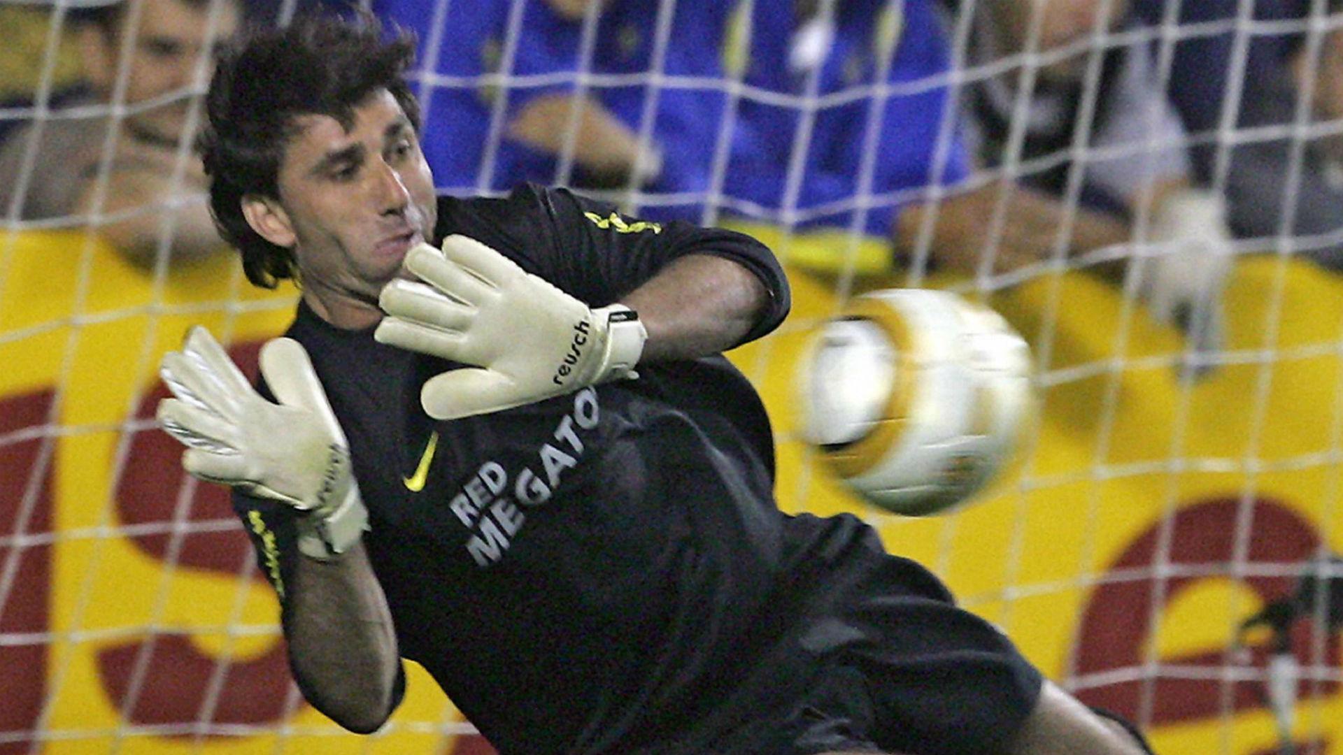 Roberto Abbondanzieri Boca Juniors