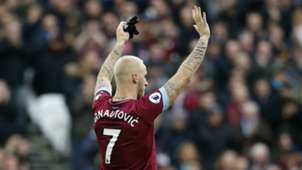 Marko Arnautovic West Ham 2018-19