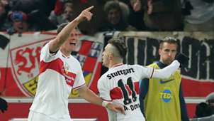 Mario Gomez VfB Stuttgart 15122018