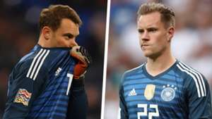'Ter Stegen has no claim to play for Germany' - Hoeness blasts Barca keeper and says DFB must back Neuer