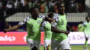 Ighalo Nigeria Africa Cup 2019
