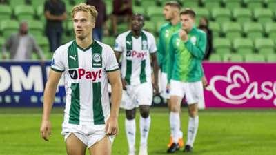 Tom van Weert, FC Groningen, Eredivisie 08172018