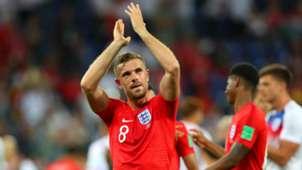 Jordan Henderson England vs Tunisia World Cup