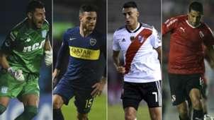 jugadores superliga Copa America