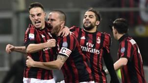 Giacomo Bonaventura goal Milan Sampdoria