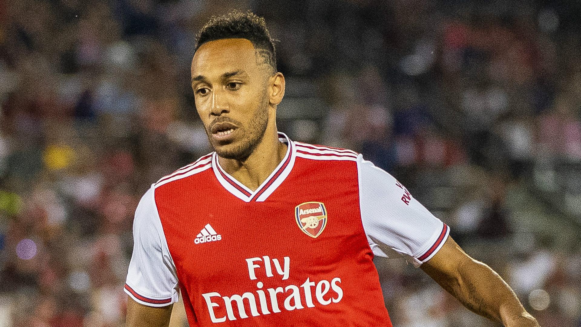 'Arsenal can replace Man Utd-linked Aubameyang' - Lehmann
