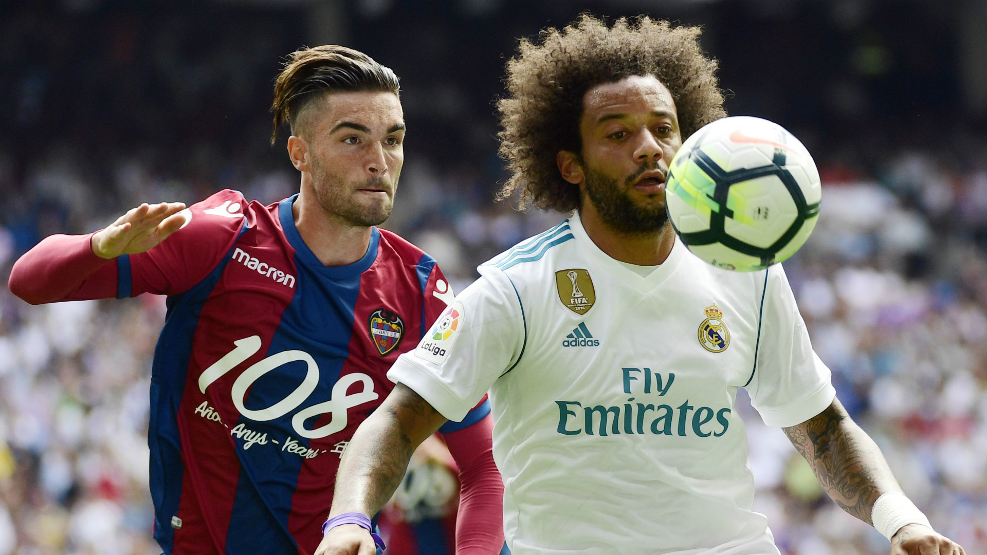 Real Madrid Levante La Liga