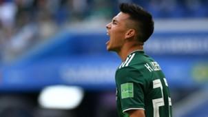 Hirving Lozano Selección Mexicana 2018