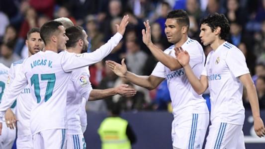 Malaga Real Madrid LaLiga 15042018