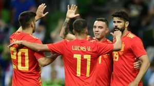 Goal Spain Tunisia 09062018