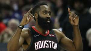 James Harden Houston Rockets 2019