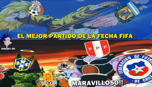 Memes Argentina vs México 161118
