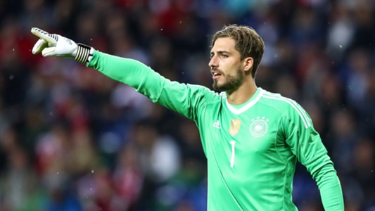 Kevin Trapp Germany 06062017