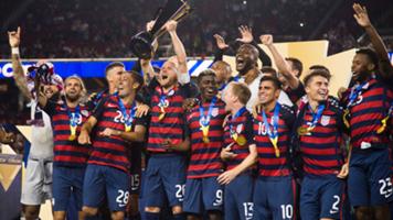 USMNT Gold Cup 2017