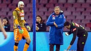 David Ospina Napoli Serie A 2019