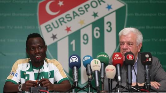 Emmanuel Badu Bursaspor