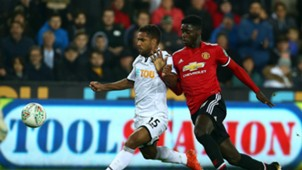 Axel Tuanzebe Manchester United League Cup