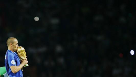 090606 Fabio Cannavaro Italy France