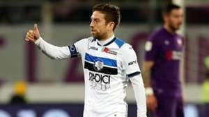 Papu Gomez Fiorentina Atalanta Coppa Italia