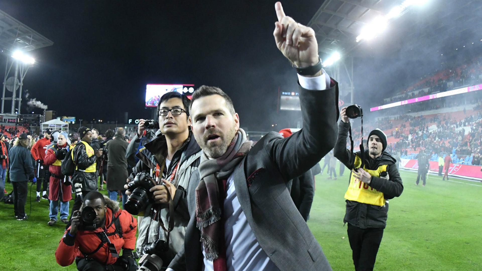 Greg Vanney Toronto FC