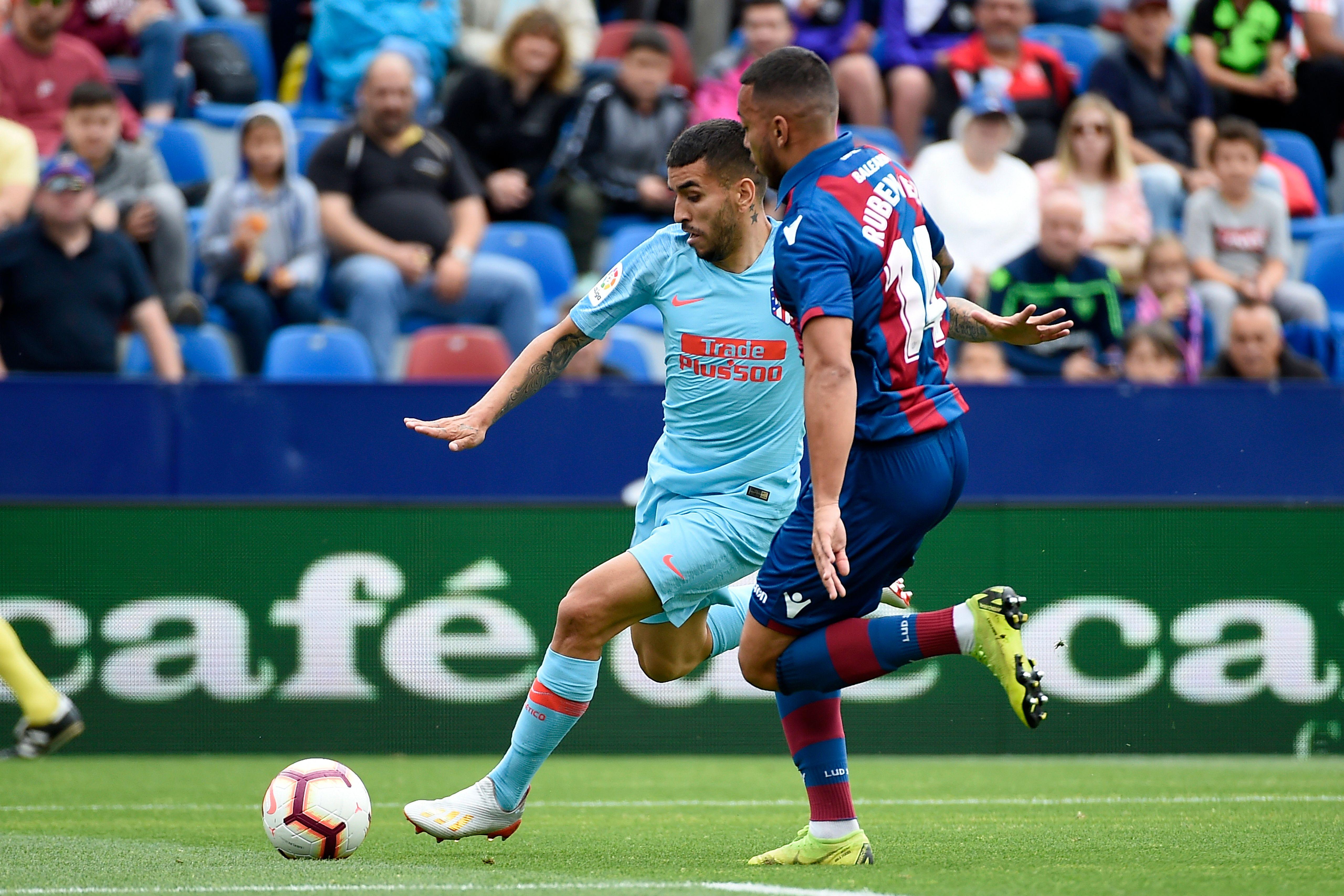 Correa Levante Atlético Madrid LaLiga