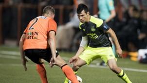 Hirving Lozano, Volendam - PSV, KNVB Beker 10262017