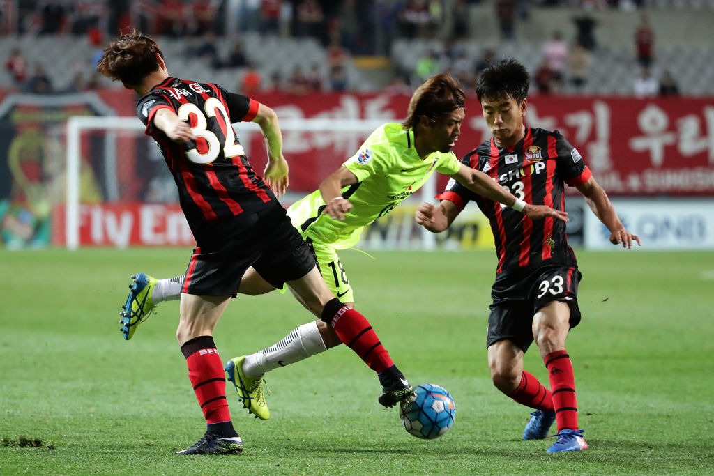 FC Seoul vs Urawa Red Diamonds