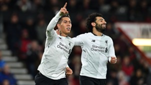 Firmino Salah FC Liverpool 17122017