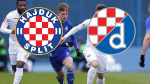 GFX Hajduk Split vs Dinamo Zagreb