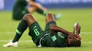 Odion Ighalo - Nigeria vs. Argentina