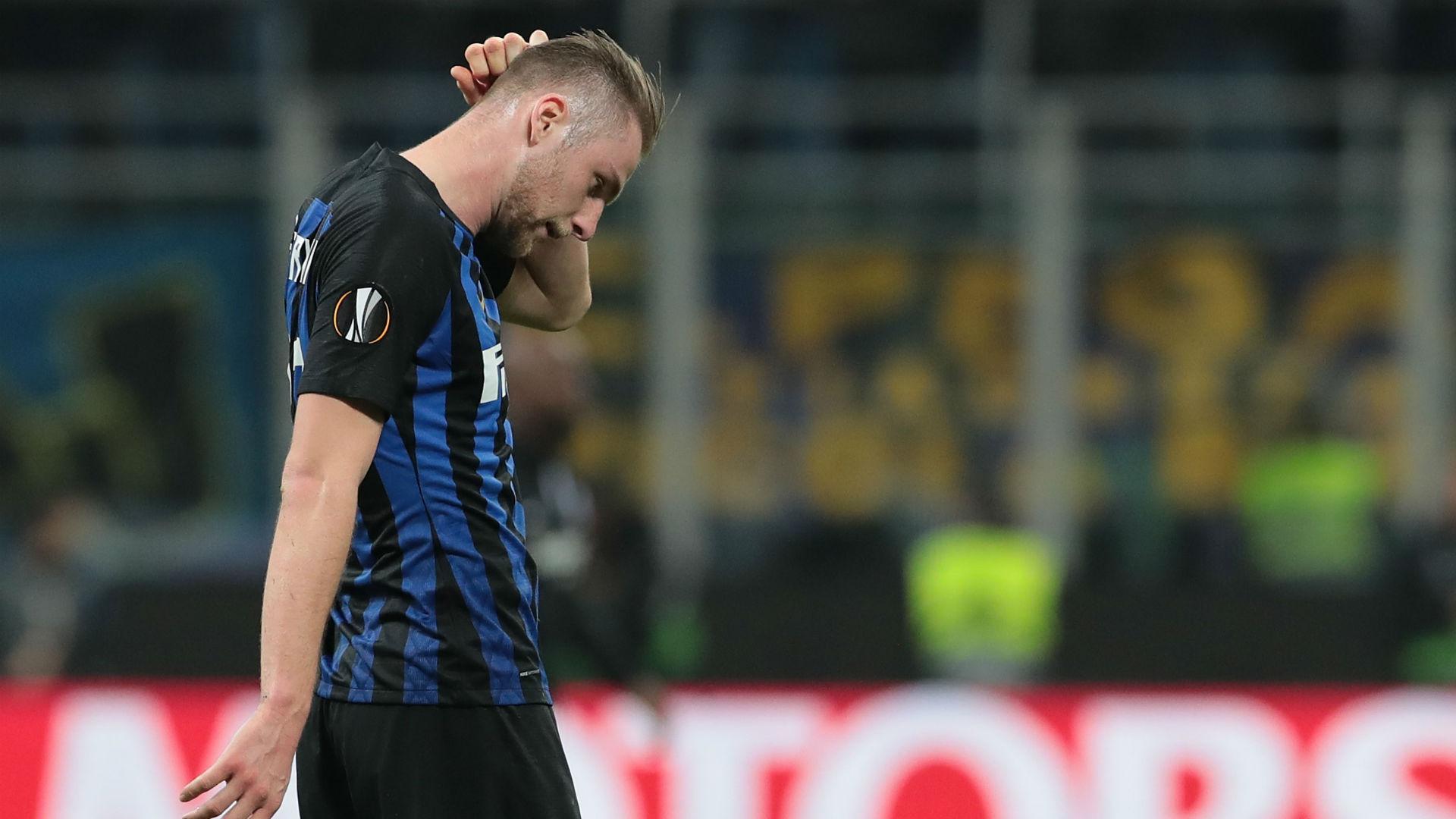 Inter Vs Frankfurt: Flipboard: Inter 0 Eintracht Frankfurt 1 (0-1 Agg): Jovic