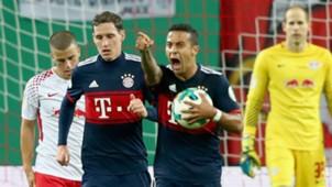 Thiago Alcantara Bayern Munich RB Leipzig 25102017