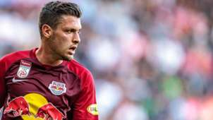 GERMANY ONLY Zlatko Junuzovic Red Bull Salzburg 2018