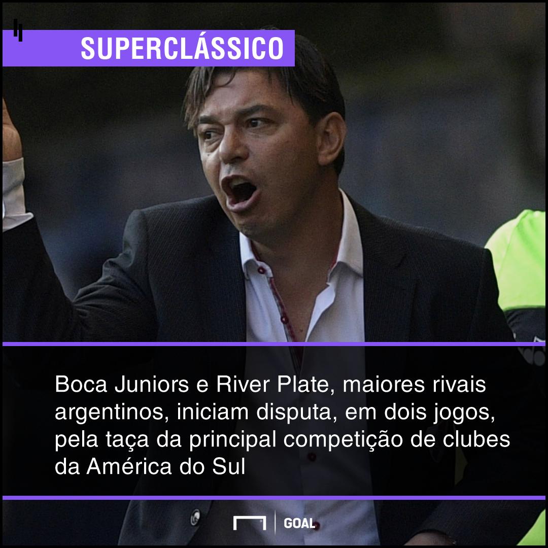GFX bet365 Boca Juniors x River Plate
