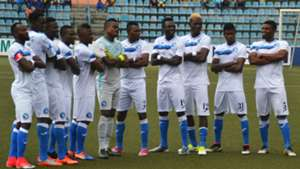 Enyimba starting XI vs MFM