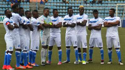 Enyimba starting XI vs MFM