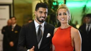 Luis Suarez Messi wedding