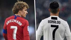 Atletico Madrid Juventus Champions League