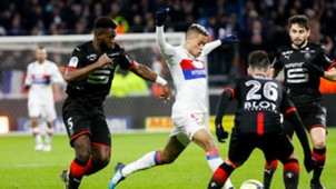 Gnagnon Gelin Lyon Rennes Ligue 1
