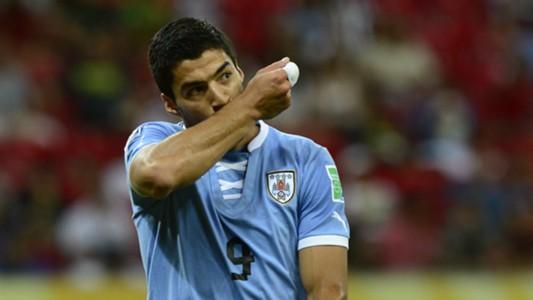 HD Luis Suarez Uruguay